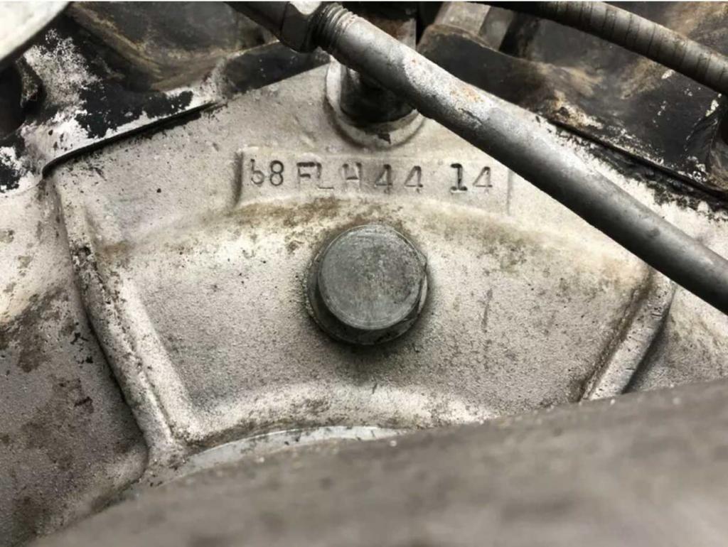 ハーレーダビッドソン 1968 FLH 1200 Early Shovel 車体写真10