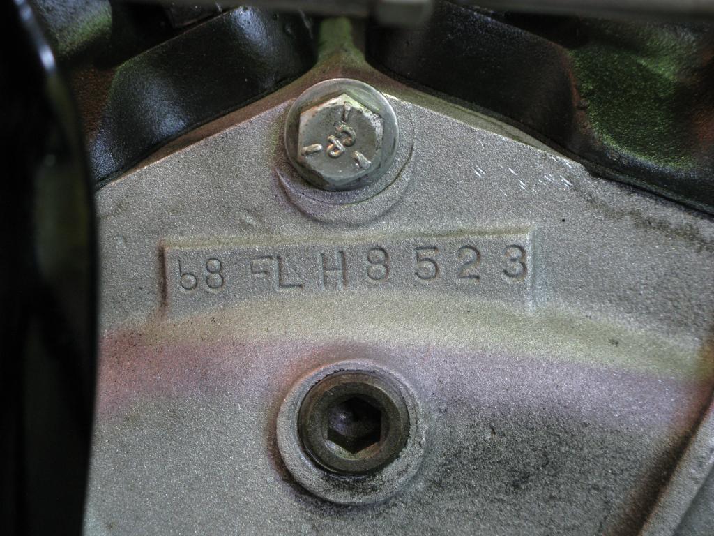 ハーレーダビッドソン 1968 Ridgid Early Shovel 車体写真12