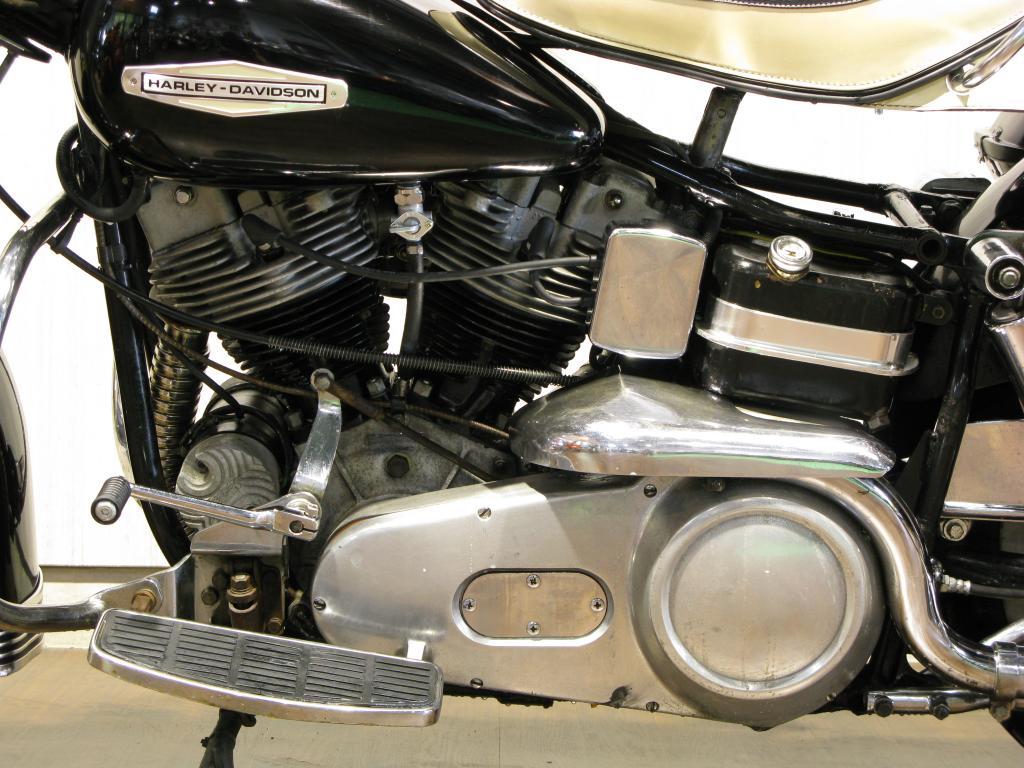 ハーレーダビッドソン 1969 FLH 車体写真8