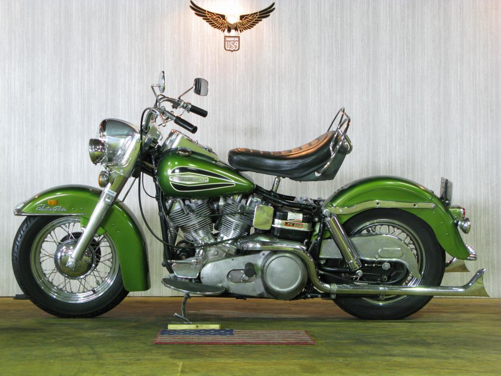 ハーレーダビッドソン 1969 FLH 車体写真4