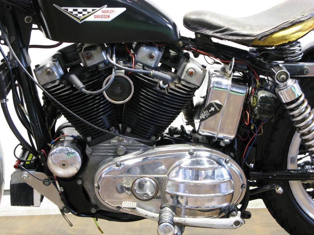 ハーレーダビッドソン 1969 XLCH 900 車体写真8