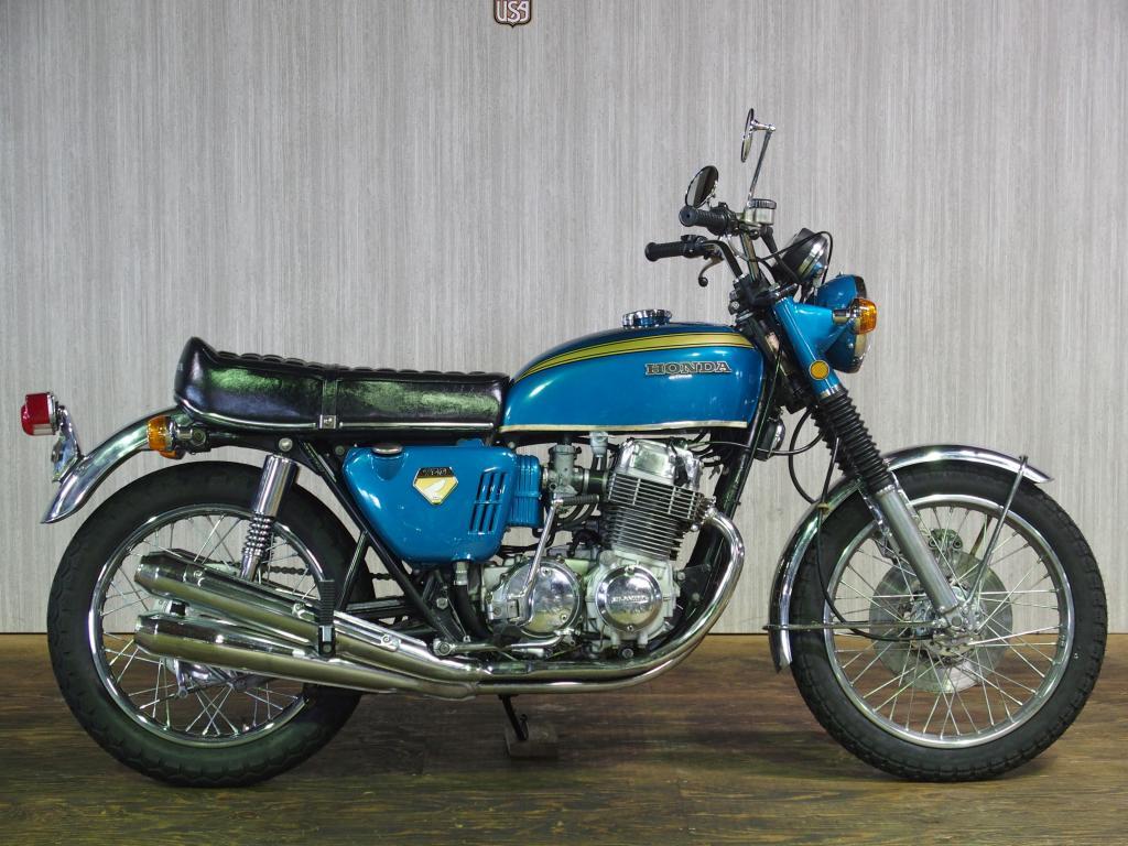 ホンダ 1970 HONDA CB 750 K0 車体写真1