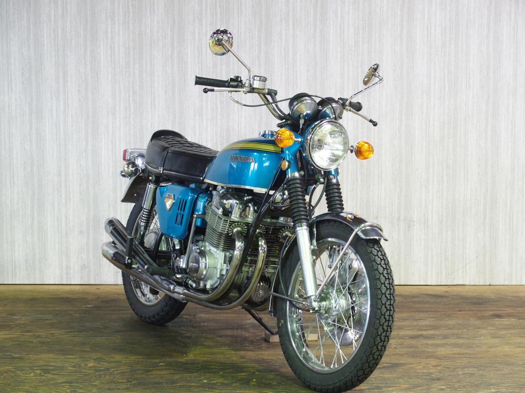 ホンダ 1970 HONDA CB 750 K0 車体写真2