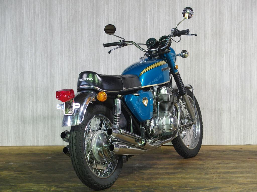 ホンダ 1970 HONDA CB 750 K0 車体写真3