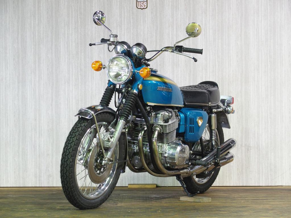 ホンダ 1970 HONDA CB 750 K0 車体写真5