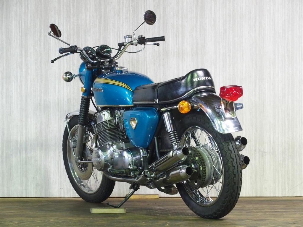 ホンダ 1970 HONDA CB 750 K0 車体写真6