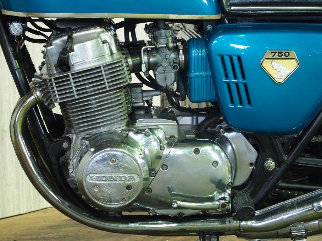 ホンダ 1970 HONDA CB 750 K0 車体写真7