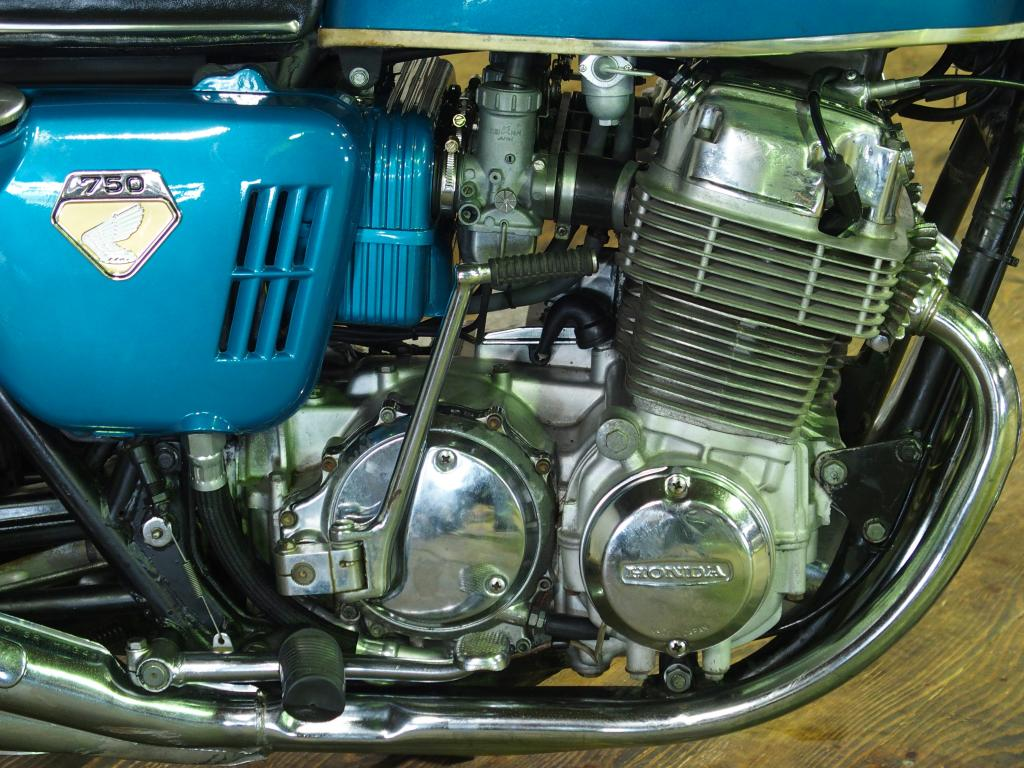 ホンダ 1970 HONDA CB 750 K0 車体写真8