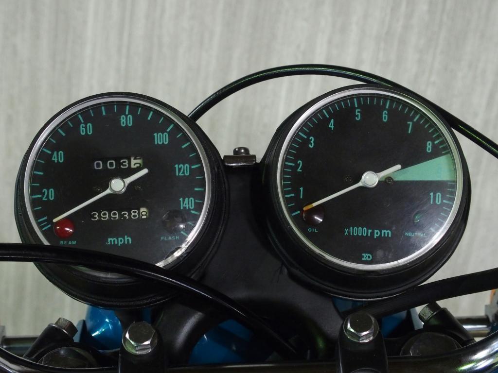 ホンダ 1970 HONDA CB 750 K0 車体写真9