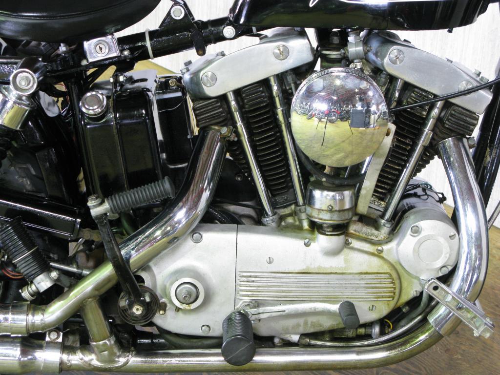 ハーレーダビッドソン 1970 XLCH 車体写真7