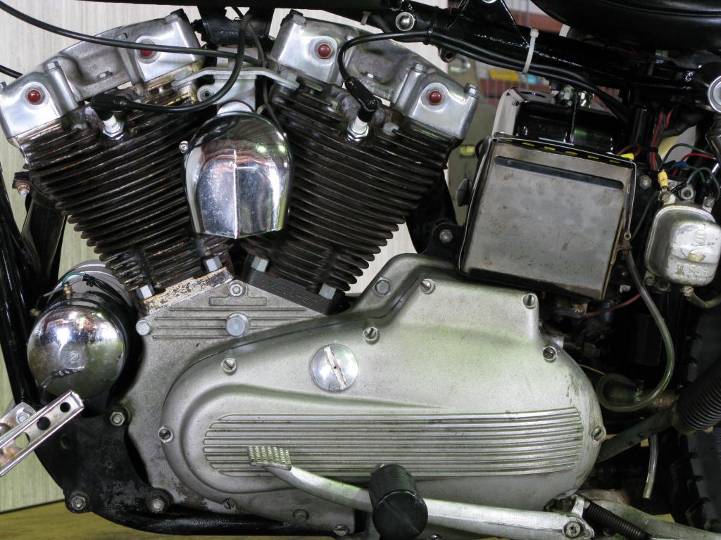 ハーレーダビッドソン 1970 XLCH 車体写真8