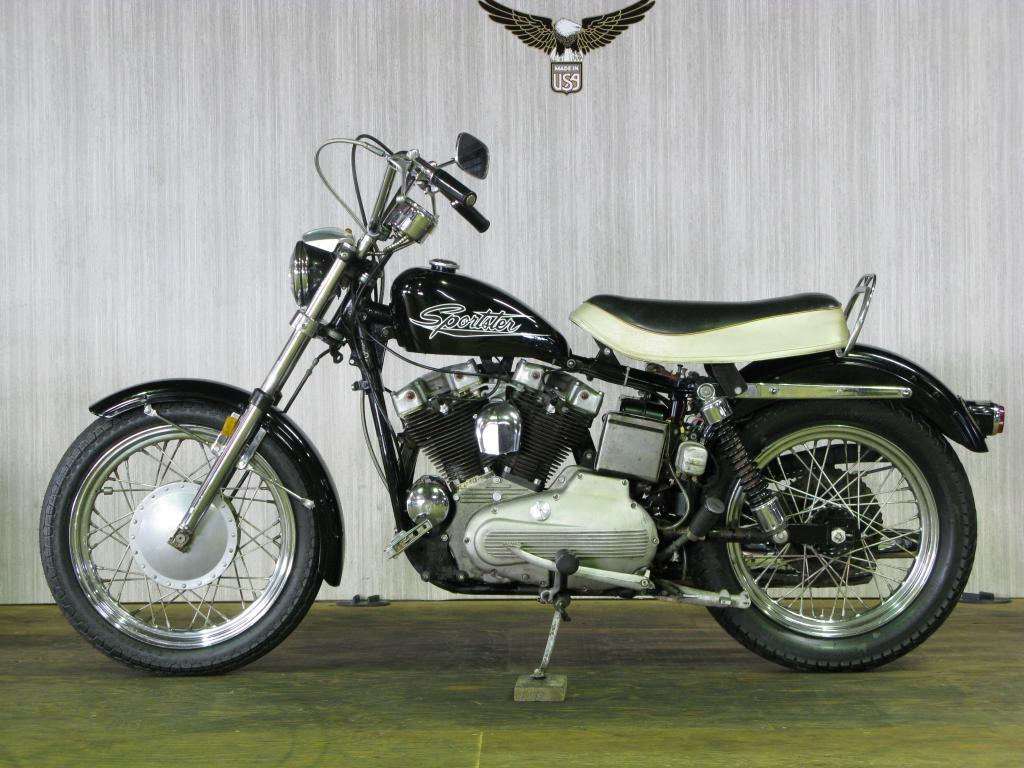 ハーレーダビッドソン 1970 XLCH 車体写真4
