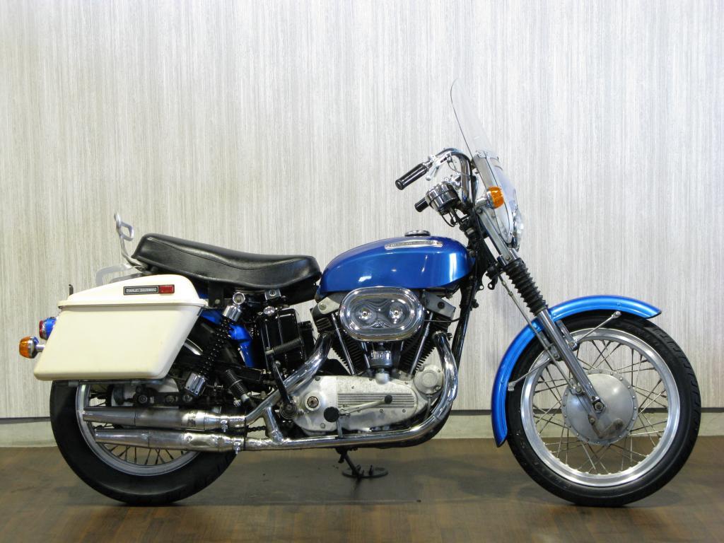 ハーレーダビッドソン 1970 XLCH 車体写真1