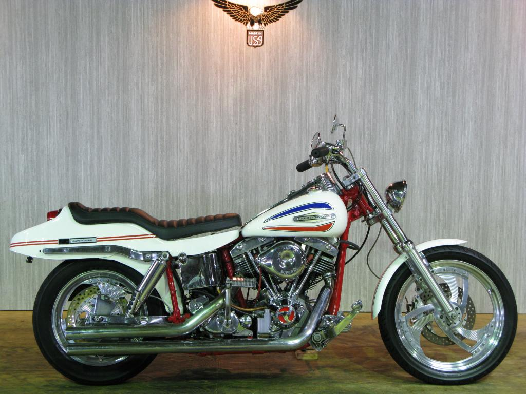 ハーレーダビッドソン 1971 FX 1200 車体写真1