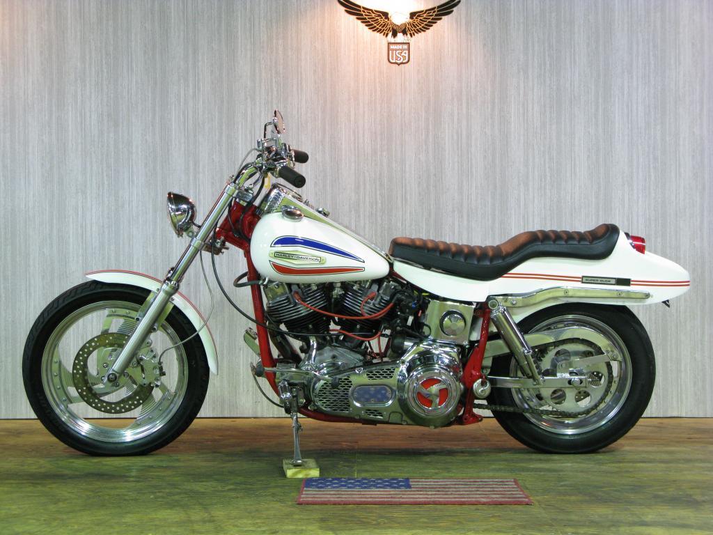 ハーレーダビッドソン 1971 FX 1200 車体写真4