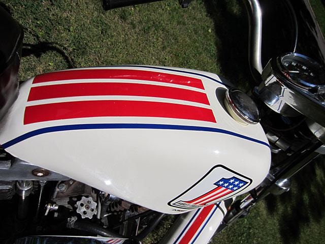 ハーレーダビッドソン 1971 XLCH 900 original 車体写真7