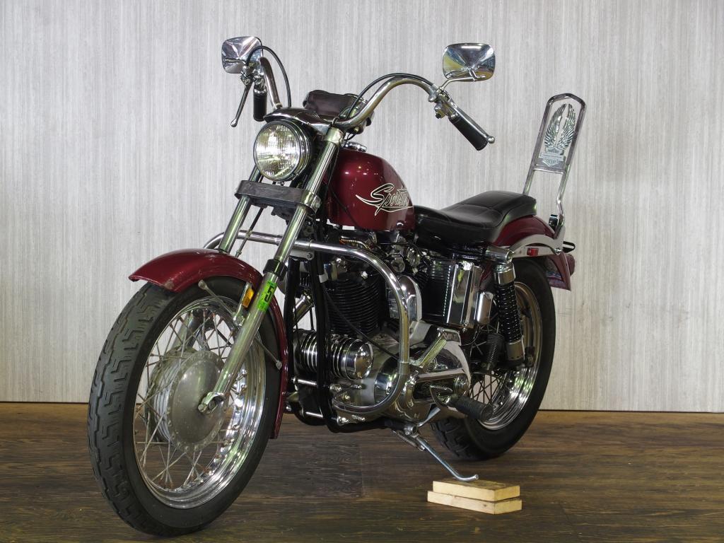 ハーレーダビッドソン 1971 XLH 1000 車体写真5