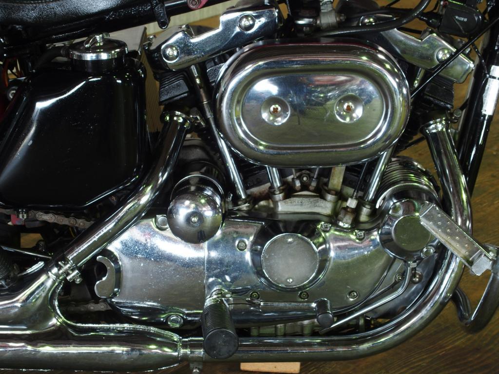 ハーレーダビッドソン 1971 XLH 1000 車体写真7