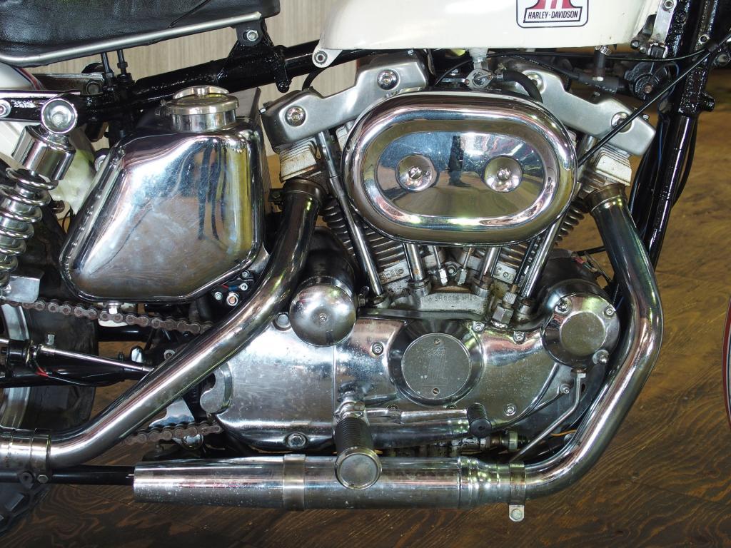 ハーレーダビッドソン 1971 XLH Sparking America 車体写真7