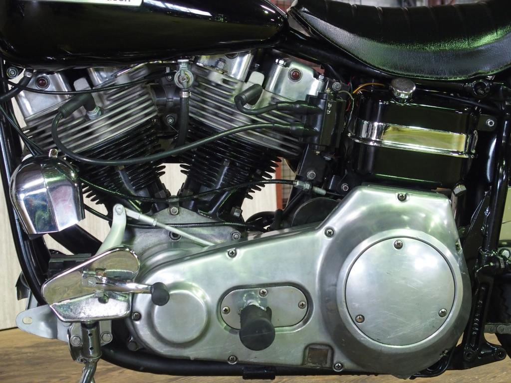 ハーレーダビッドソン 1972 FX 1200 車体写真8