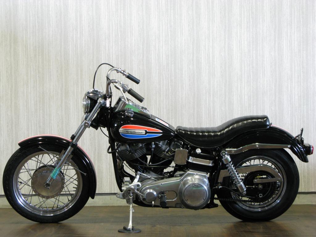 ハーレーダビッドソン 1972 FX 1200 車体写真4