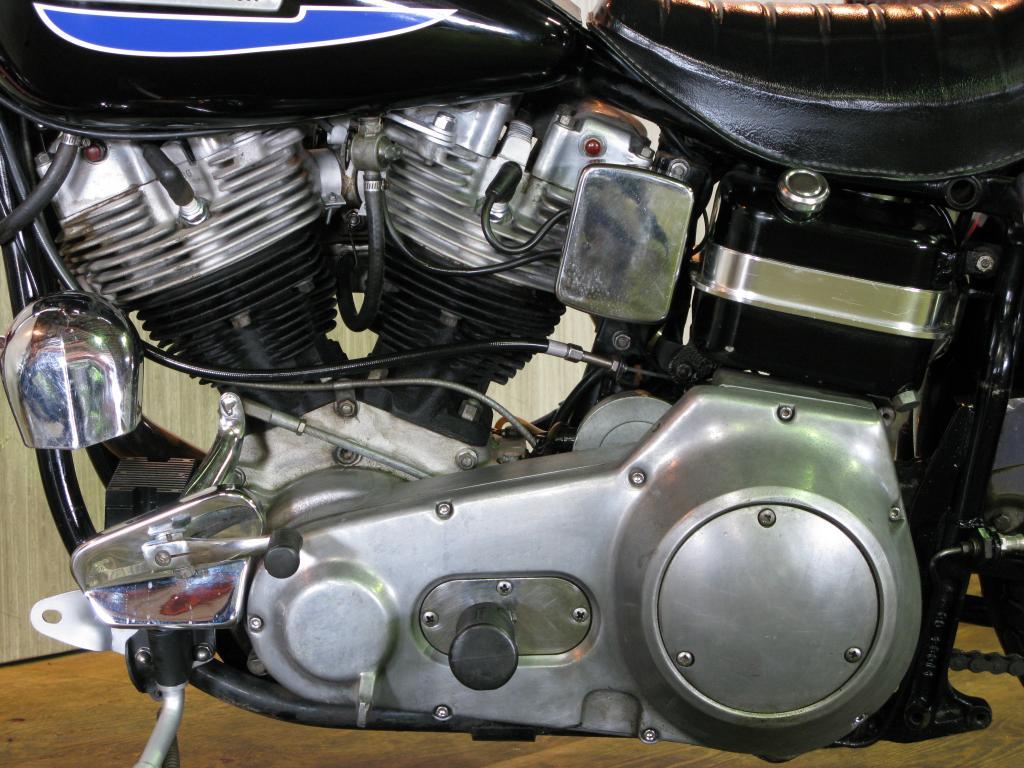 ハーレーダビッドソン 1972 FX 車体写真8