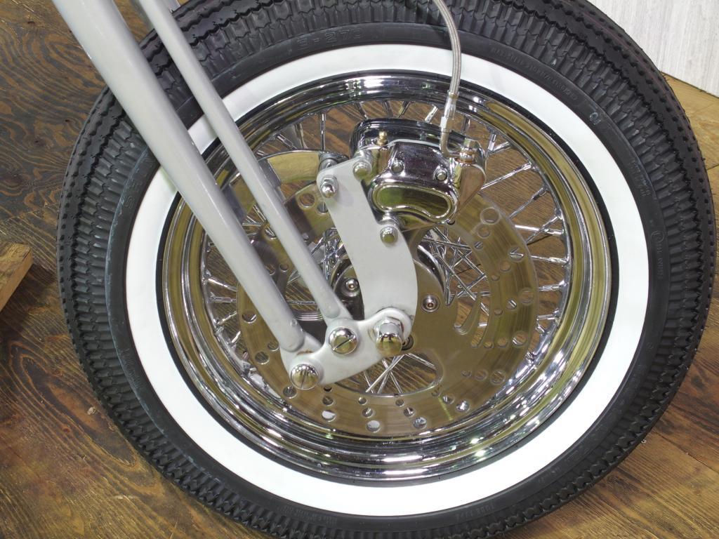 ハーレーダビッドソン 1972 Ridgid FLH 1200 車体写真10