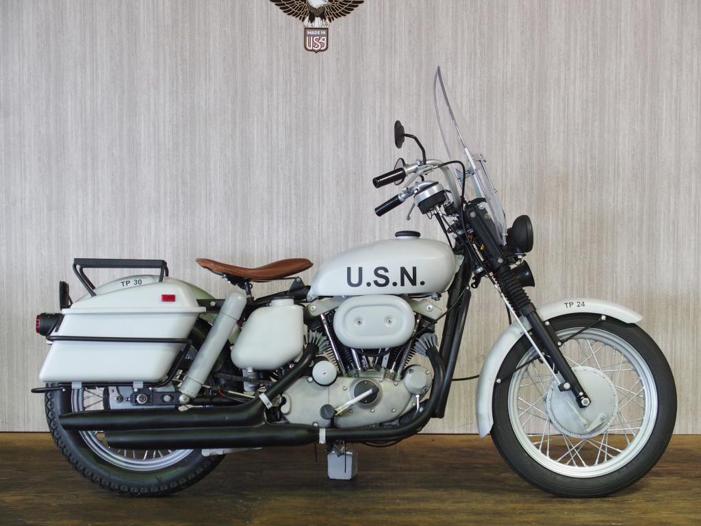 ハーレーダビッドソン 1972 XLA 1000 車体写真1