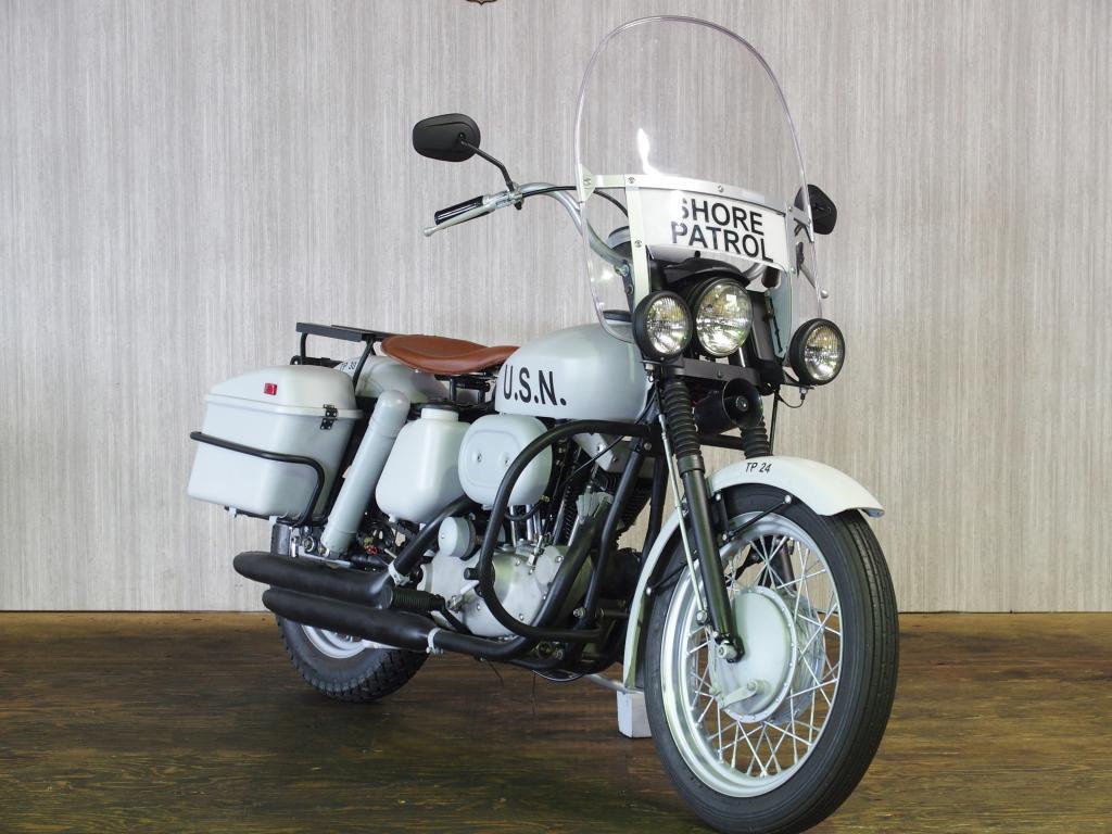 ハーレーダビッドソン 1972 XLA 1000 車体写真2