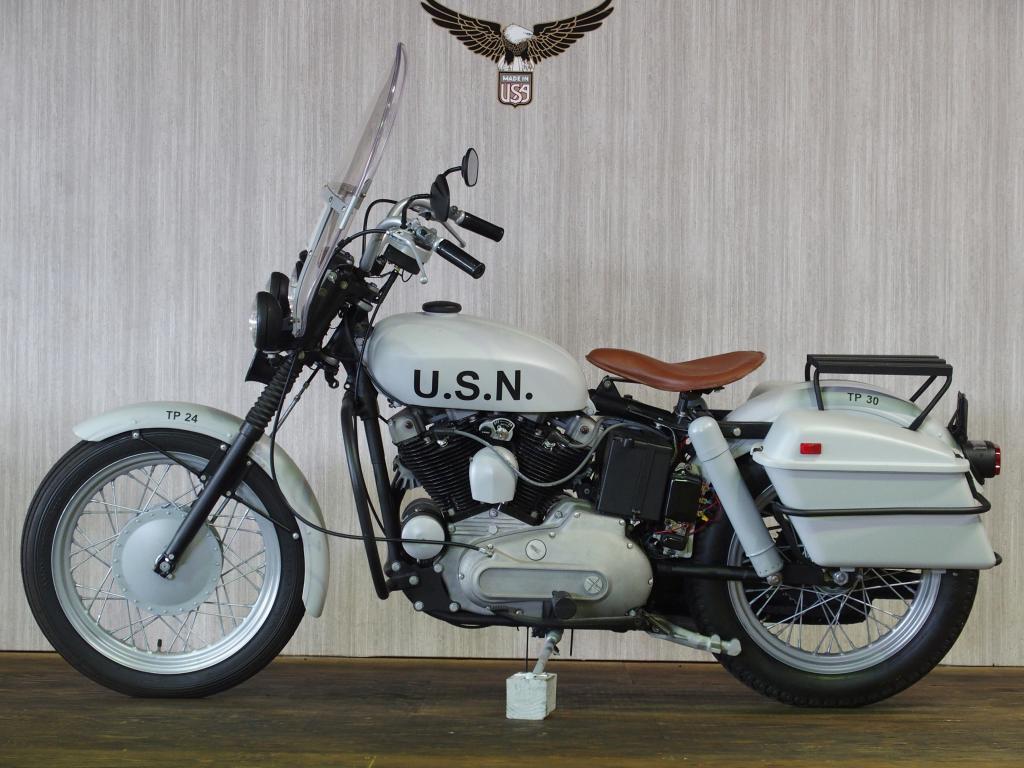 ハーレーダビッドソン 1972 XLA 1000 車体写真4