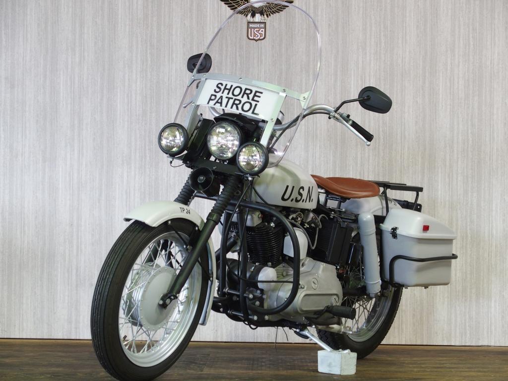 ハーレーダビッドソン 1972 XLA 1000 車体写真5