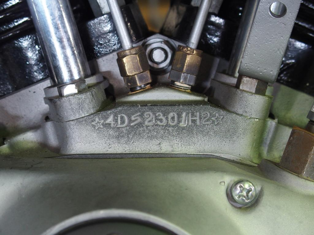 ハーレーダビッドソン 1972 XLA 1000 車体写真10