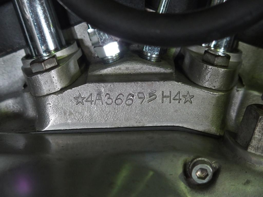 ハーレーダビッドソン 1972 XLH Custom 車体写真11
