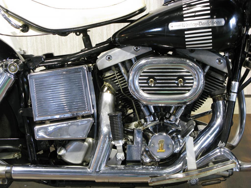 ハーレーダビッドソン 1973 FLH 1200 車体写真7