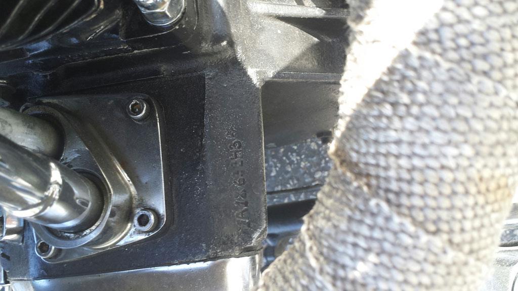 ハーレーダビッドソン 1973 Ridgid Shovel 車体写真10