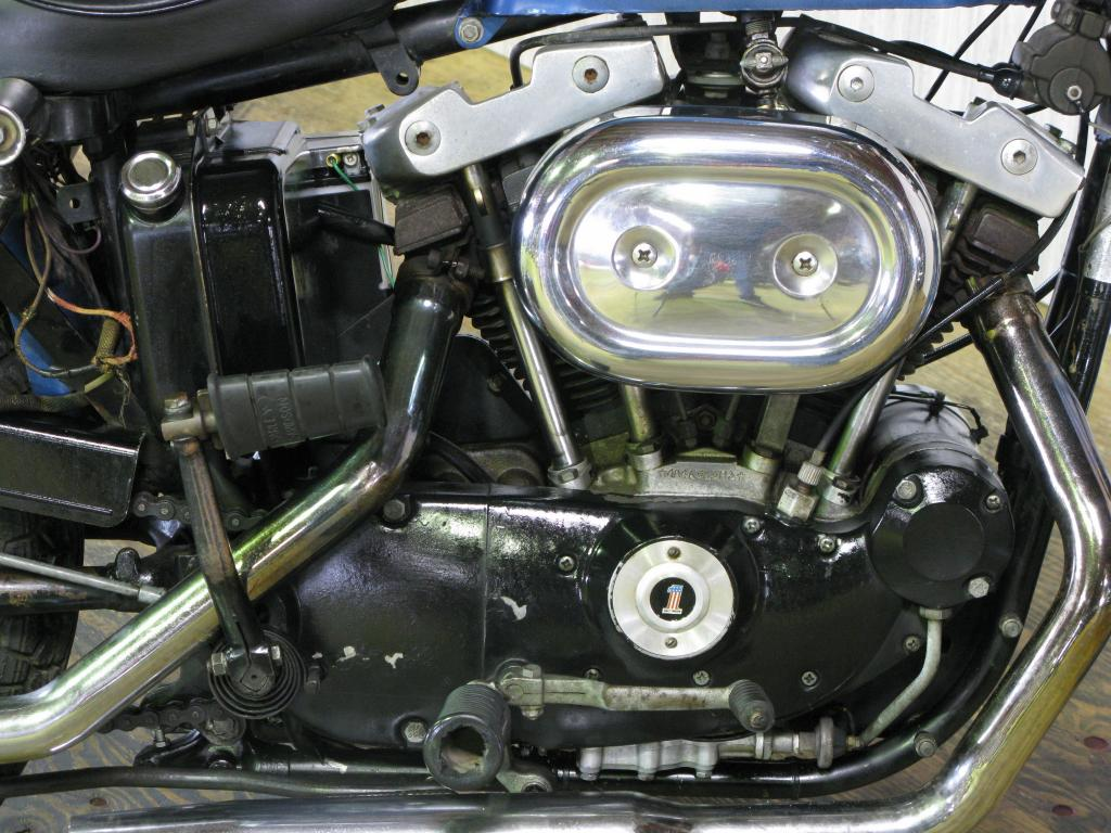 ハーレーダビッドソン 1973 XLCH 1000 車体写真7