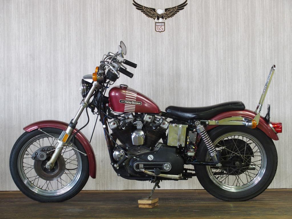 ハーレーダビッドソン 1973 XLH 1000 車体写真4