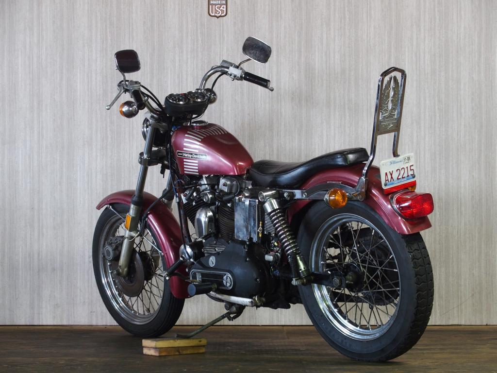 ハーレーダビッドソン 1973 XLH 1000 車体写真6