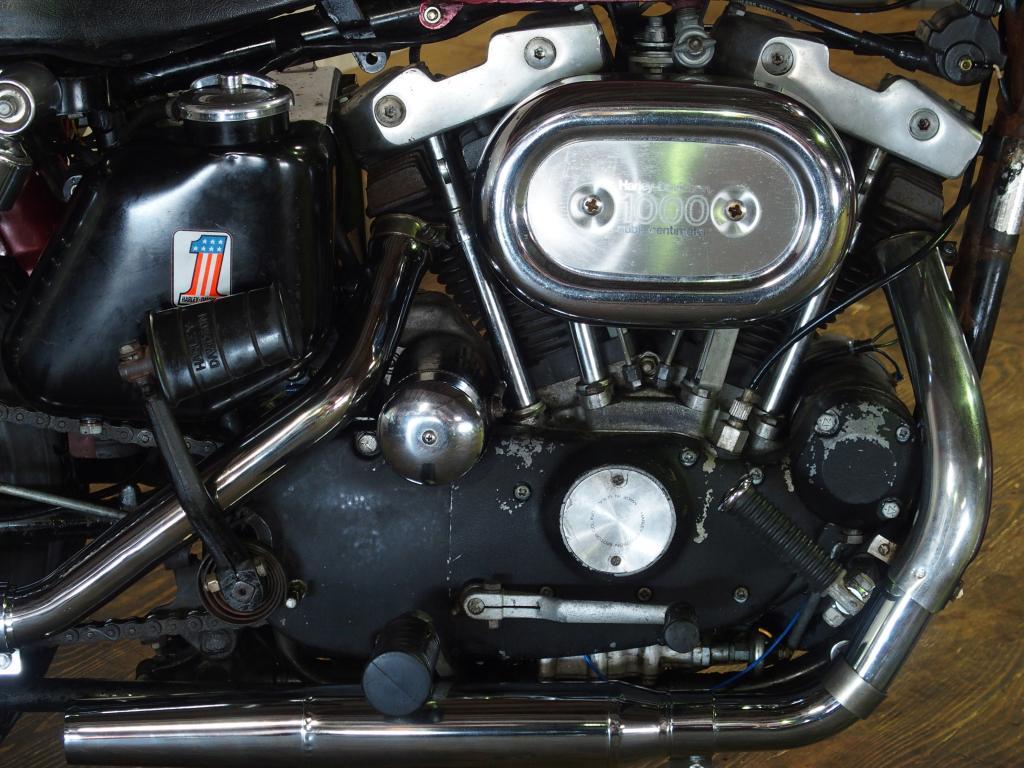 ハーレーダビッドソン 1973 XLH 1000 車体写真7