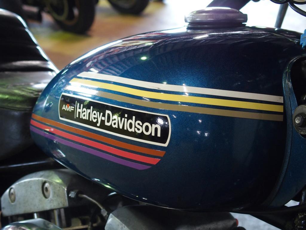 ハーレーダビッドソン 1974 FXE 1200 Super Glide 車体写真9