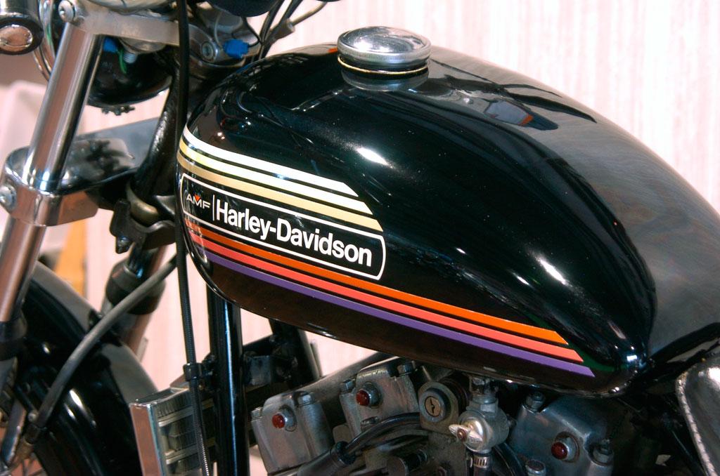 ハーレーダビッドソン 1974 FX Super Glide 車体写真10