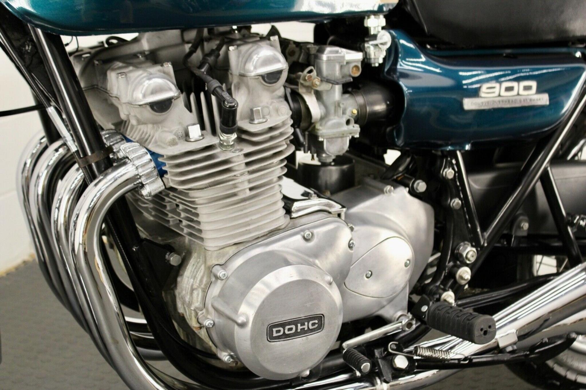 カワサキ 1974 Kawasaki Z1 A 900 車体写真4