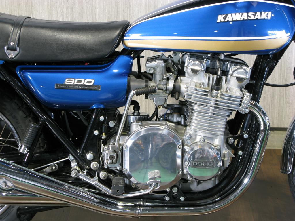 カワサキ 1974 Kawasaki Z1 車体写真7