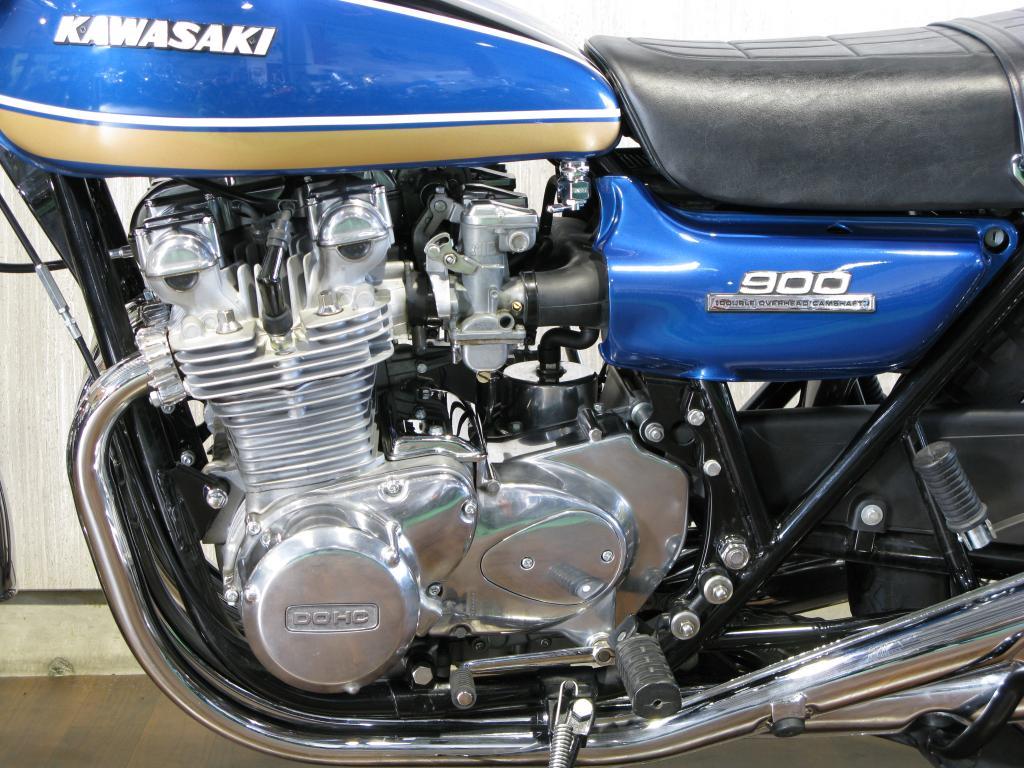 カワサキ 1974 Kawasaki Z1 車体写真8