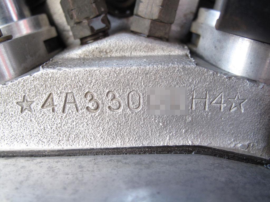 ハーレーダビッドソン 1974 XLCH Ridgit 車体写真11
