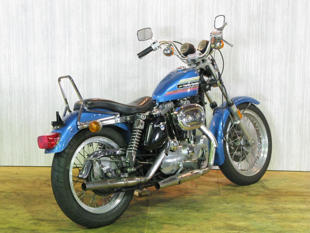 ハーレーダビッドソン 1974 XLH 1000 車体写真3