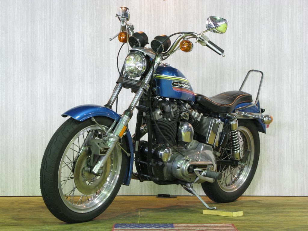 ハーレーダビッドソン 1974 XLH 1000 車体写真5