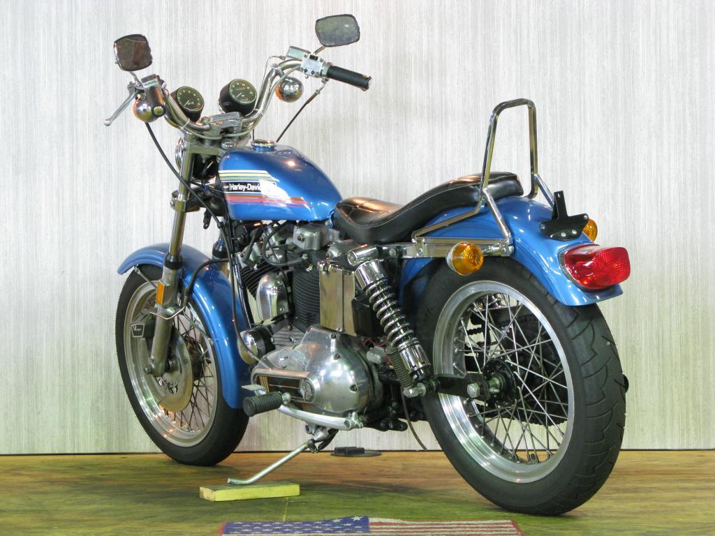 ハーレーダビッドソン 1974 XLH 1000 車体写真6