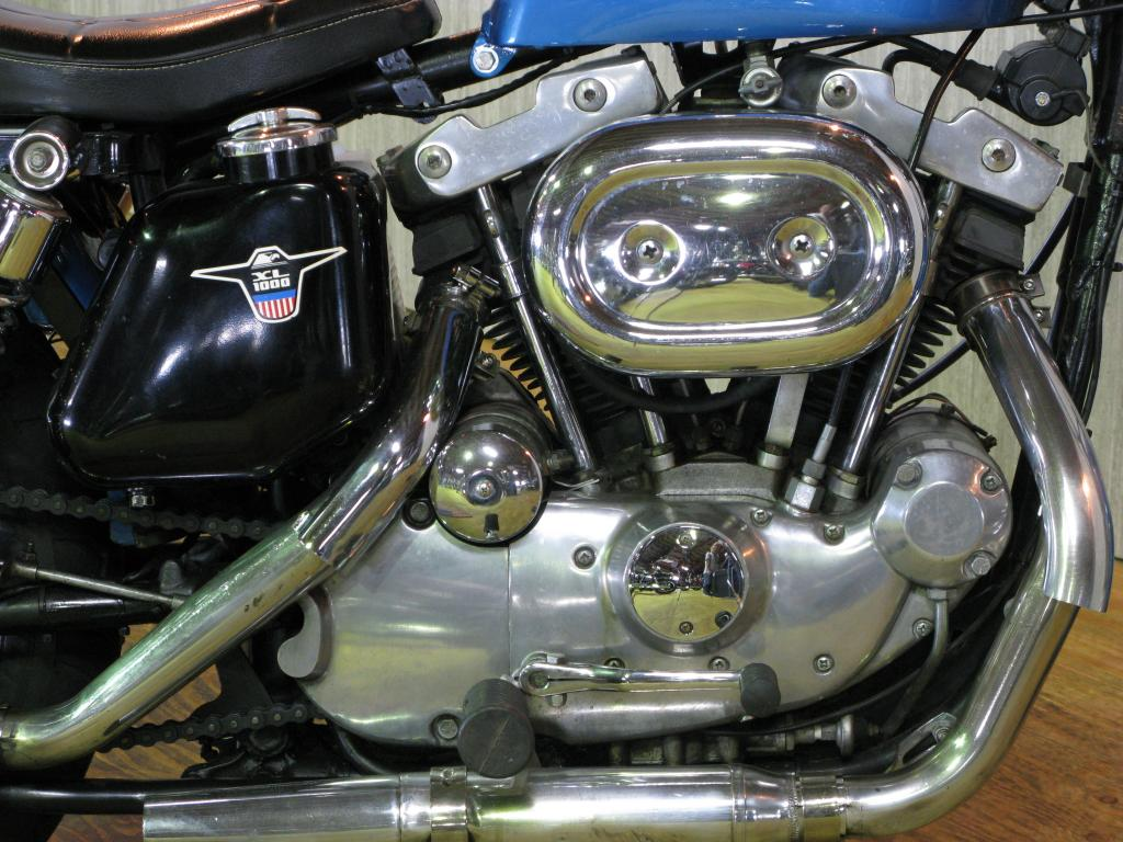 ハーレーダビッドソン 1974 XLH 1000 車体写真7