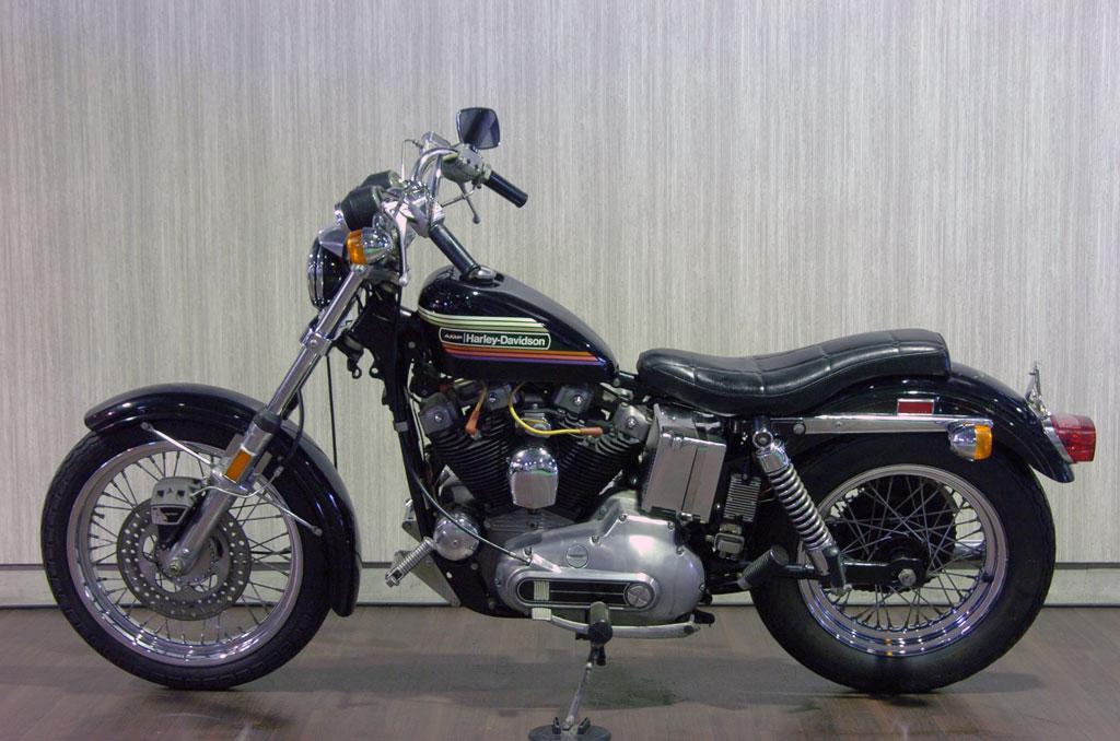 ハーレーダビッドソン 1974 XLH 1000 車体写真4